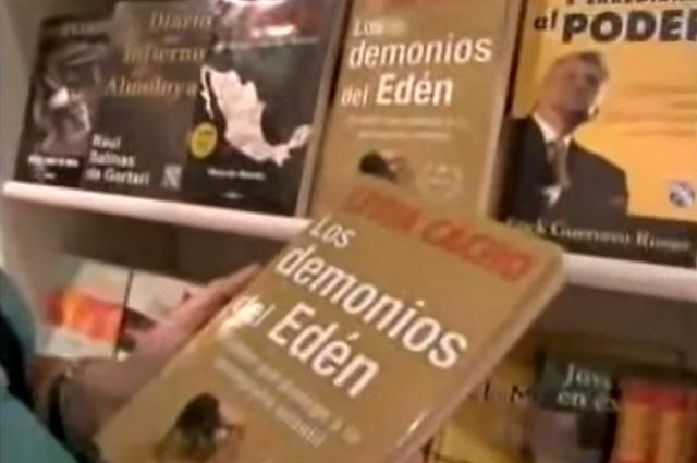 ¿De qué trata Los demonios del Edén de Lydia Cacho?