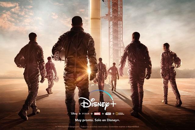 Se acerca el estreno de Los elegidos de la gloria en Disney+
