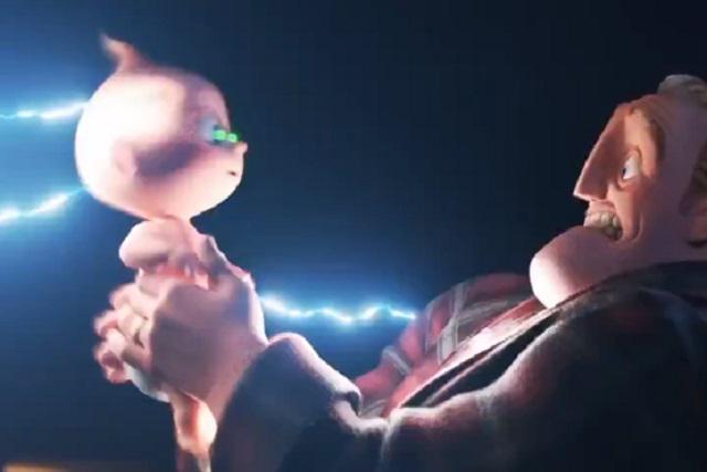 Adelanto de los Increíbles 2 muestra los súper poderes de Jack-Jack