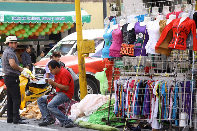 Ocupa Puebla tercer sitio con mayor informalidad en el país