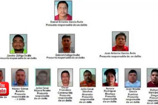 La PGR confirma captura de El Chivo, líder de Los Rojos