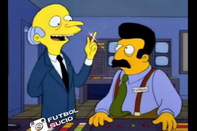¿Tragedia del Chapecoense de Brasil fue presagiada por Los Simpson?