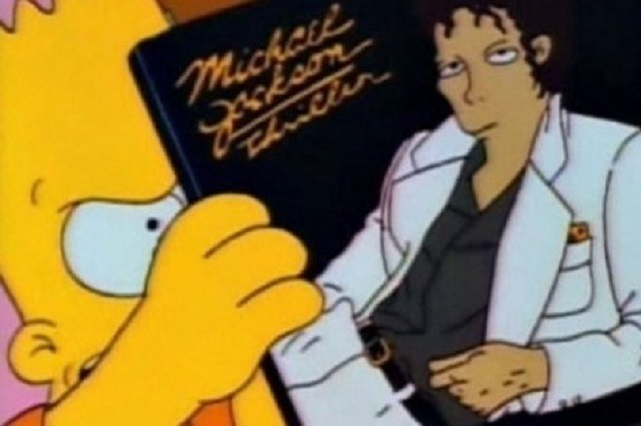 Los Simpson eliminarán capítulo de Michael Jackson