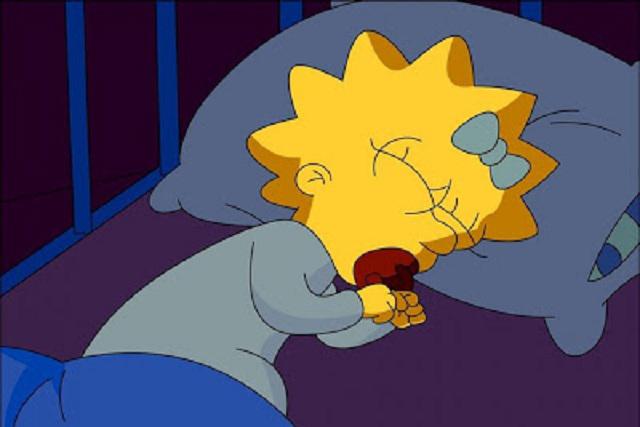 Revelan la razón por la que Maggie siempre es bebé en Los Simpson