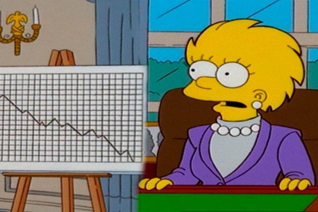 ¿Qué predicen Los Simpson sobre elecciones de EU 2020?