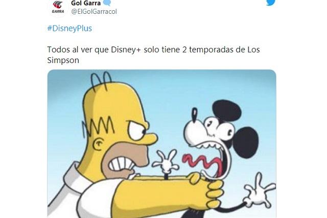 ¿Por qué Disney+ desilusionó a fans de Los Simpson?