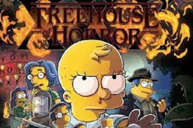 Los Simpson tendrán especial de Stranger Things en Halloween