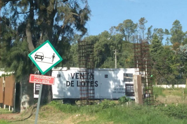 Crecen desarrollos inmobiliarios alrededor del cerro Zapotecas
