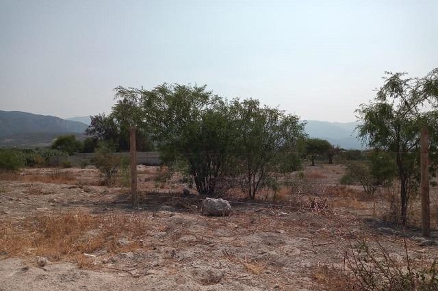 Alertan fraude con venta de terrenos en Tehuacán