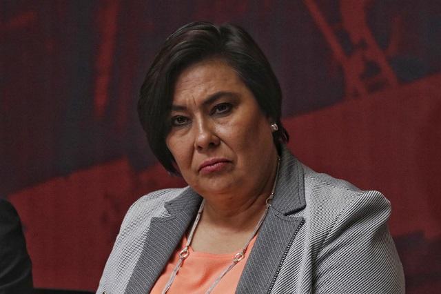 Pide PAN valorar permanencia de Lourdes Rosales en SSPyTM