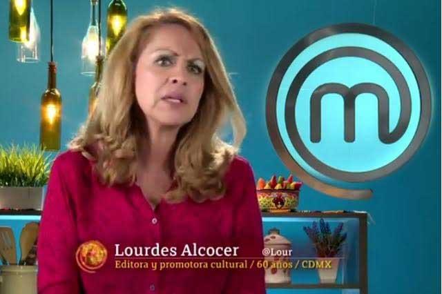 Lourdes dice que Bertha le hizo una grosería en MasterChef México