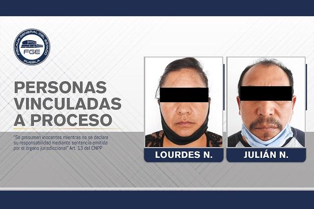 Cárcel para madre y padre por violación de su hija, en Atlixco