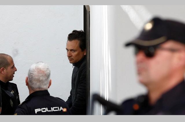 Emilio Lozoya fue operado y no hay aún fecha para que declare