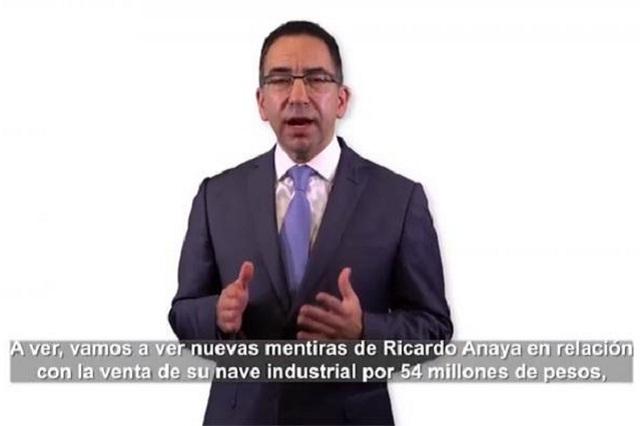 Sugiere Javier Lozano que el caso de Ricardo Anaya es lavado de moches