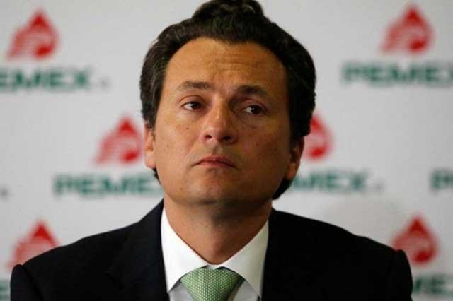 Odebrecht afirma que le dio a Lozoya 6 mdd cuando era director de Pemex