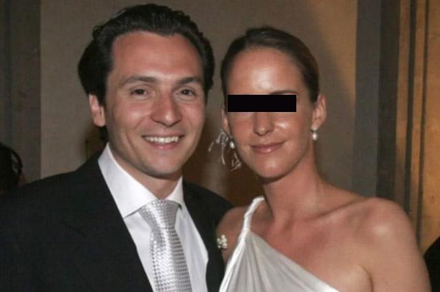 Niegan amparos a Emilio Lozoya y esposa