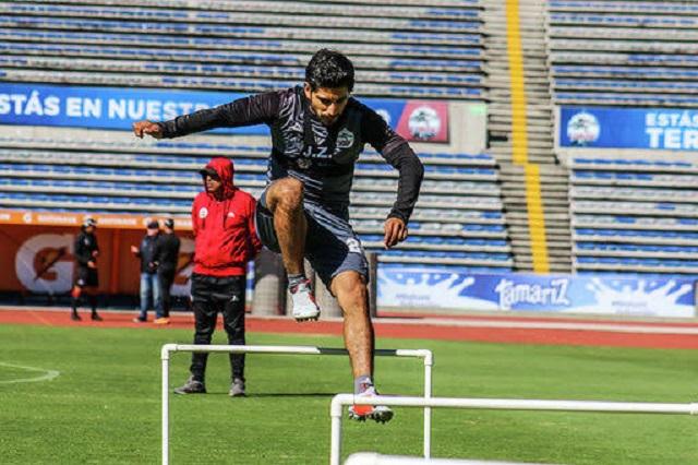 Con dos sesiones diarias Lobos BUAP prepara el Clausura 2019