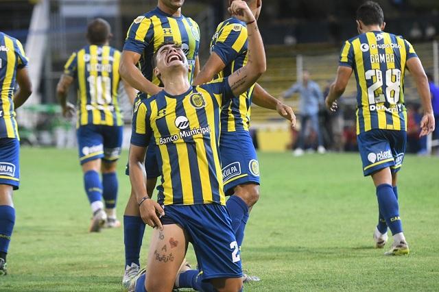 Mexicano Luca Martínez anota su primer gol en primera división argentina