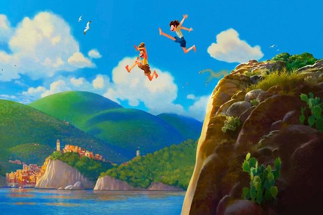 Luca, de Pixar, invita a pasar verano inolvidable en riviera italiana
