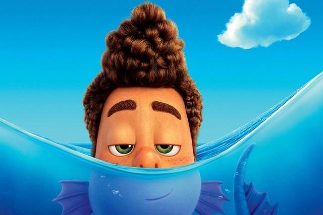 Estrenan nuevo clip y posters de Luca, película de Disney y Pixar
