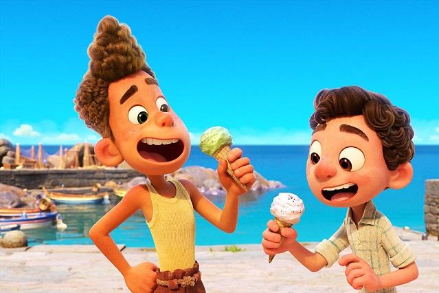 Lanzan nuevo tráiler de Luca, película de Disney y Pixar