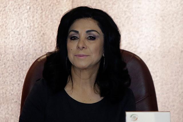 Lucero Saldaña y Eleusis Córdova amarran candidaturas en el PRI