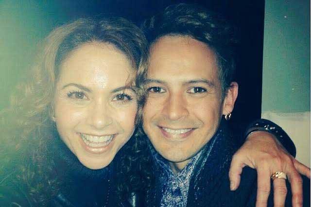 Lamenta Lucero muerte de ex concursante de La Voz México