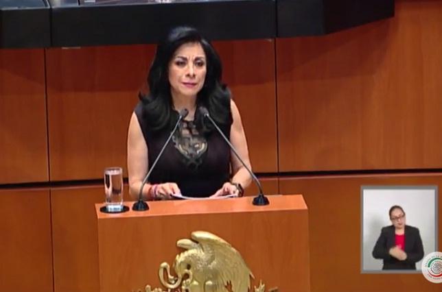 Delito de feminicidio debe ser imprescriptible: Lucero Saldaña