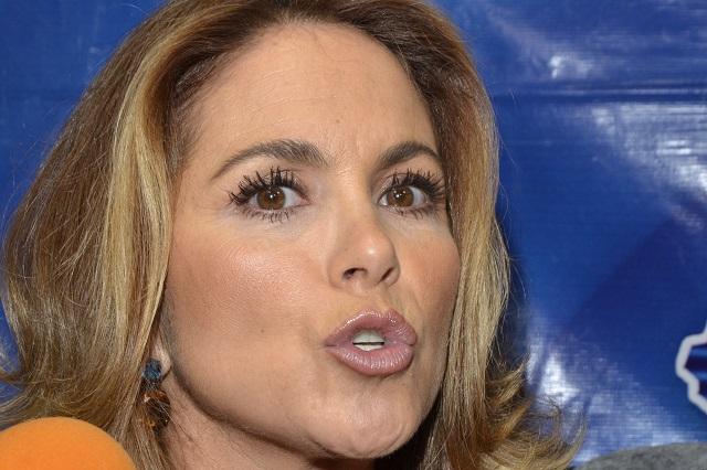 Lucero habla sobre presunto catálogo sexual de Televisa