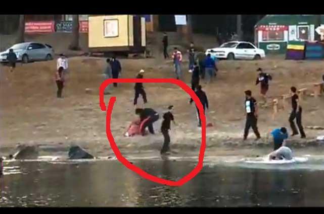 Brutal y mortal agresión: Difunden video del asesinato de luchador ruso