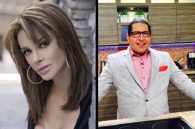Alex Kaffie pierde ante Lucía Méndez y pagará indemnización por ofenderla