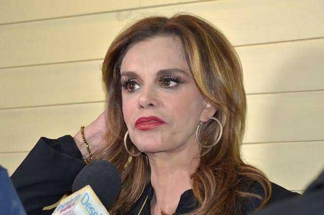 Lucía Méndez grabaría dueto con Banda MS