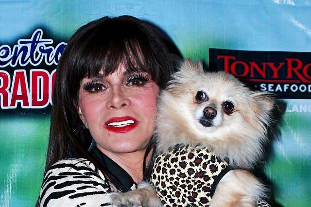 Lucia Méndez responde a acusaciones sobre maltrato a su mascota