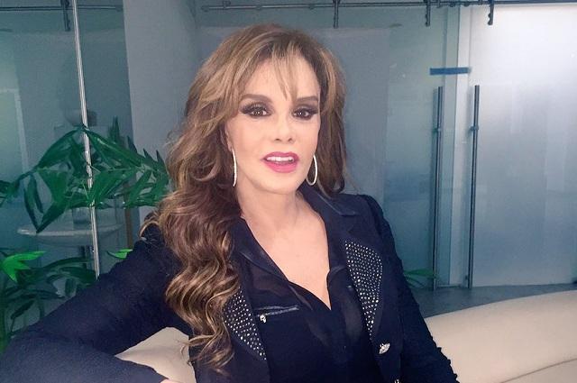 Lucía Méndez le responde a Yuri y dice estar decepcionada de ella