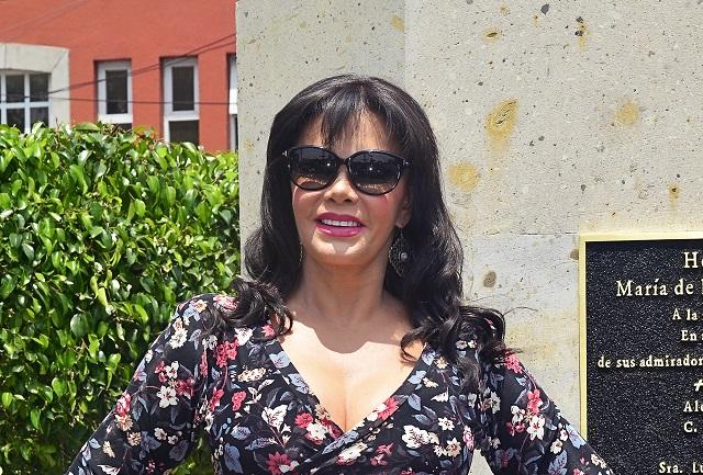 Por problemas de salud, Lucía Méndez cancela concierto