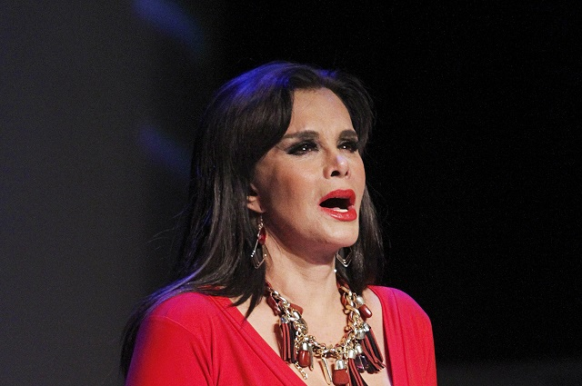 Lucía Méndez participará en obra basada en temas de Juan Gabriel