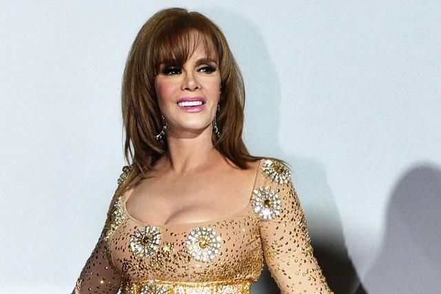 Lucía Méndez lanzará muñeca para combatir la depresión