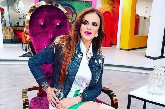 Lucía Méndez asegura que Luis Miguel le dijo que fue el amor de su vida