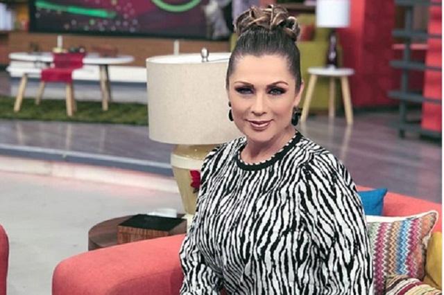 Él es Luciano, el hijo de mayor de la actriz Leticia Calderón