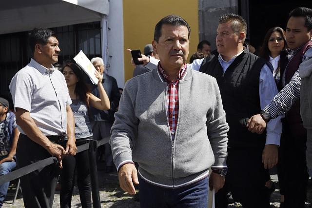 Motivos partidistas animan a regidores de San Pedro: Arriaga
