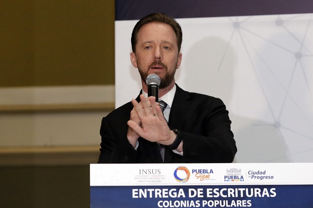 Inversión del municipio de Puebla alcanzó a 11 juntas auxiliares