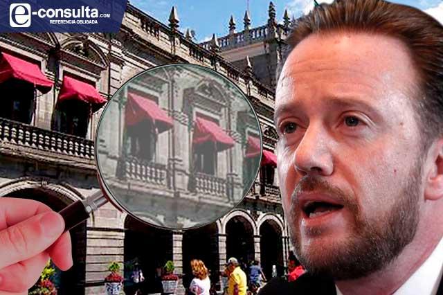 Sí indaga Rivera presuntas anomalías financieras de Gali y Banck