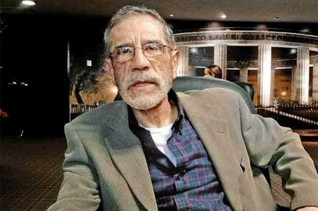 Luis González de Alba era seropositivo y luchaba contra el VIH