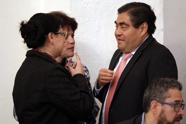 Barbosa va por la gubernatura y comenzará con foros distritales