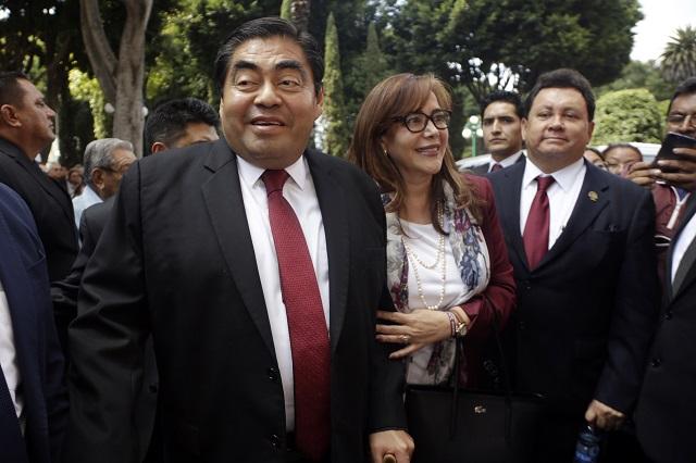 Barbosa sería candidato en una elección extraordinaria: Yeidckol