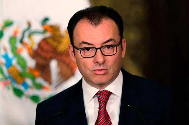 Ahora difunden que Luis Videgaray llegará a Relaciones Exteriores
