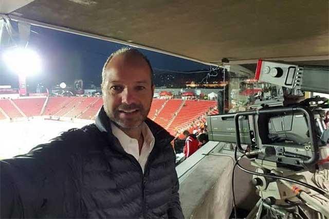 Señala ESPN que Jorge Campos y Luis García salen de TV Azteca