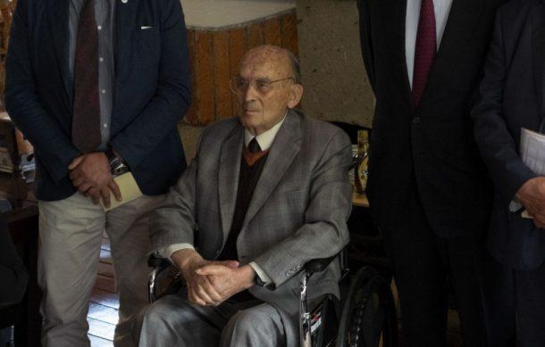 El ex presidente Luis Echevarría se encuentra estable, dice su abogado