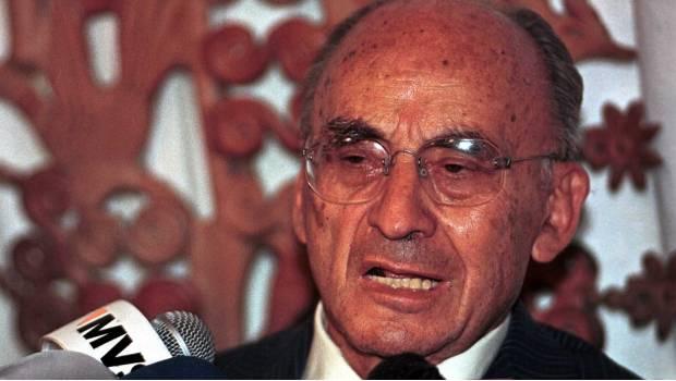 Reportan que el ex presidente Luis Echeverría fue hospitalizado