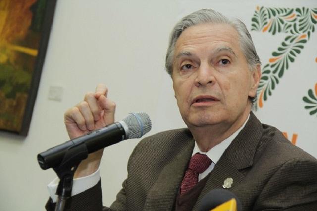 Luis Ernesto Derbez se propone como candidato del Frente Ciudadano